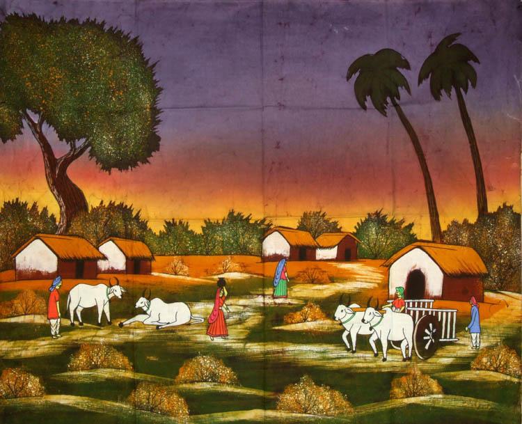 India essay contest house