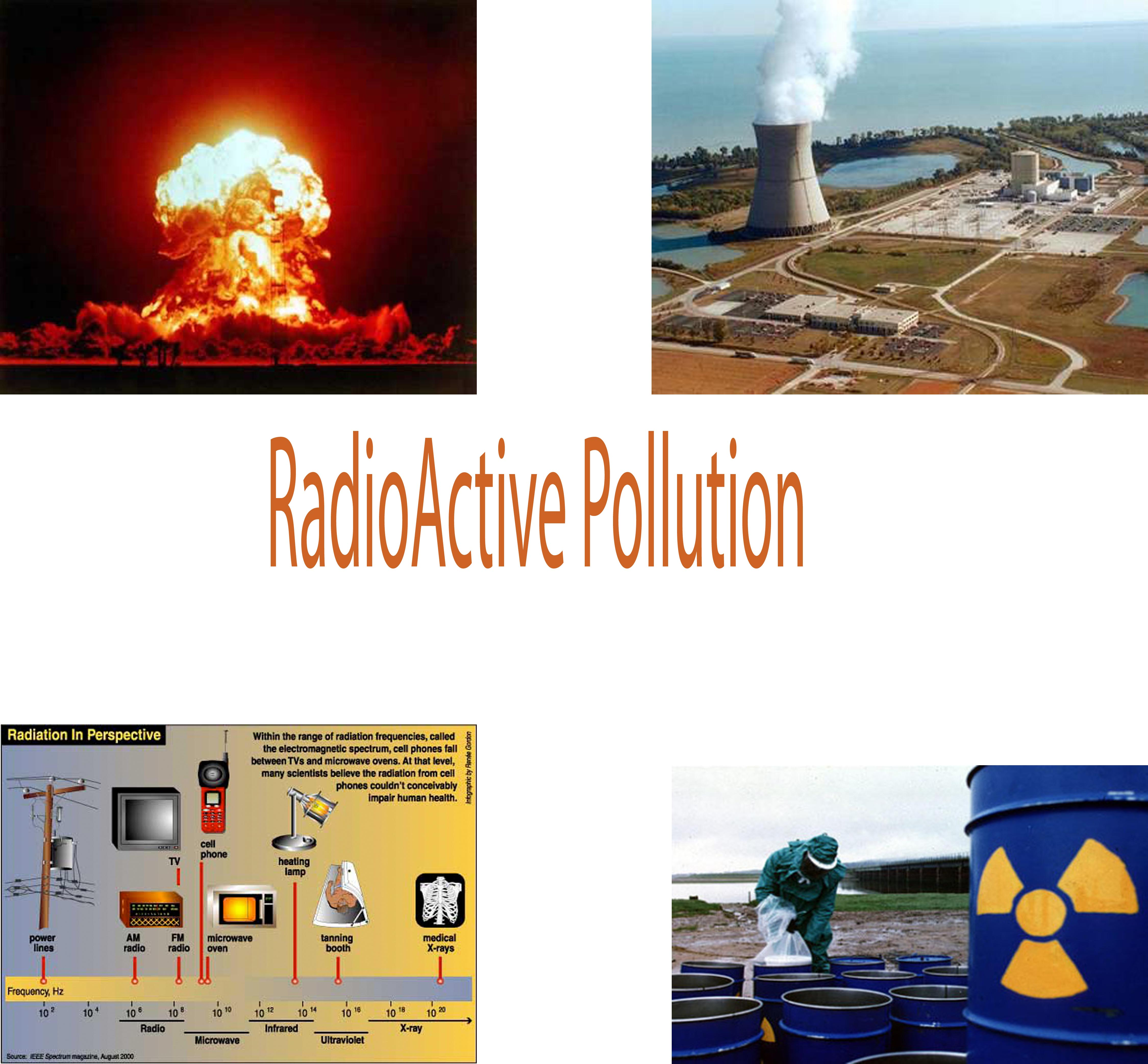 Radioactive Pollution Images - Reverse Search